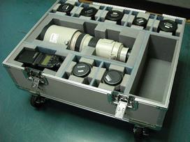 測定器カメラ・レンズ